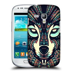 Plastové pouzdro na mobil Samsung Galaxy S III Mini HEAD CASE AZTEC VLK