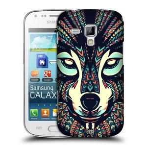 Plastové pouzdro na mobil Samsung Galaxy Trend HEAD CASE AZTEC VLK