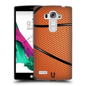Plastové pouzdro na mobil LG G4s HEAD CASE BASKEŤÁK