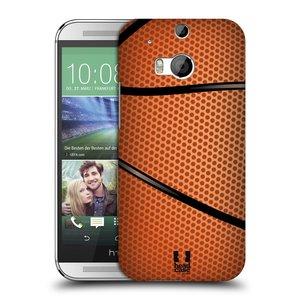Plastové pouzdro na mobil HTC ONE M8 HEAD CASE BASKEŤÁK