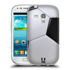 Silikonové pouzdro na mobil Samsung Galaxy S III Mini HEAD CASE KOPAČÁK