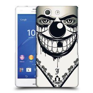 Plastové pouzdro na mobil Sony Xperia Z3 Compact D5803 HEAD CASE ZLEJ KLAUN