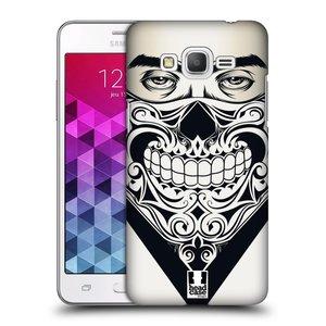 Plastové pouzdro na mobil Samsung Galaxy Grand Prime HEAD CASE LEBKA BANDANA