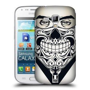 Plastové pouzdro na mobil Samsung Galaxy Trend Plus HEAD CASE LEBKA BANDANA