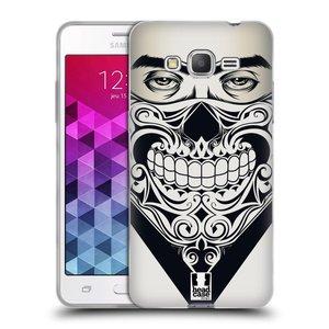 Silikonové pouzdro na mobil Samsung Galaxy Grand Prime VE HEAD CASE LEBKA BANDANA
