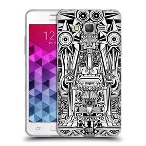 Silikonové pouzdro na mobil Samsung Galaxy Grand Prime HEAD CASE BULOL BADJAO