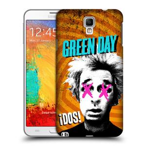 Plastové pouzdro na mobil Samsung Galaxy Note 3 Neo HEAD CASE Green Day - Dos