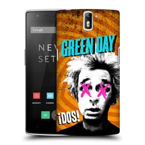 Plastové pouzdro na mobil OnePlus One HEAD CASE Green Day - Dos