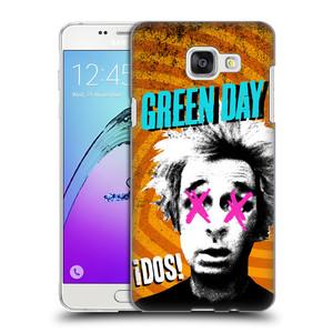 Plastové pouzdro na mobil Samsung Galaxy A5 (2016) HEAD CASE Green Day - Dos