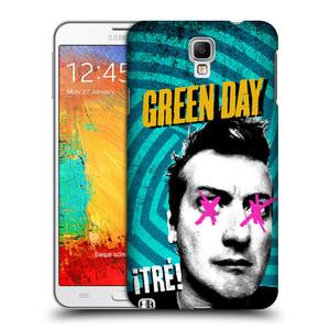 Plastové pouzdro na mobil Samsung Galaxy Note 3 Neo HEAD CASE Green Day - Tré