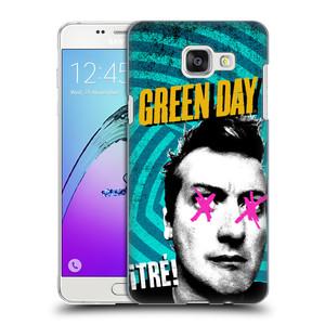Plastové pouzdro na mobil Samsung Galaxy A5 (2016) HEAD CASE Green Day - Tré