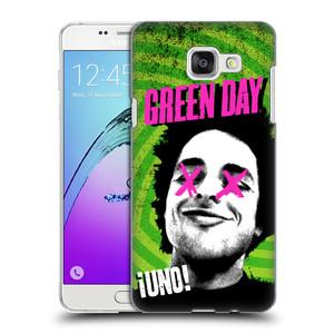 Plastové pouzdro na mobil Samsung Galaxy A5 (2016) HEAD CASE Green Day - Uno