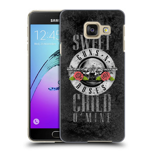 Plastové pouzdro na mobil Samsung Galaxy A3 (2016) HEAD CASE Guns N' Roses - Sweet Child