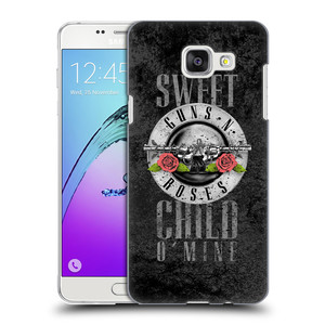 Plastové pouzdro na mobil Samsung Galaxy A5 (2016) HEAD CASE Guns N' Roses - Sweet Child