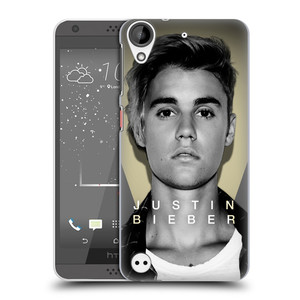 Plastové pouzdro na mobil HTC Desire 530 HEAD CASE Justin Bieber Official - Head Shot