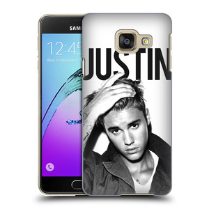 Plastové pouzdro na mobil Samsung Galaxy A3 (2016) HEAD CASE Justin Bieber Official - Póza