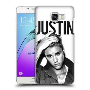 Plastové pouzdro na mobil Samsung Galaxy A5 (2016) HEAD CASE Justin Bieber Official - Póza