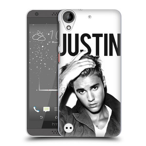 Plastové pouzdro na mobil HTC Desire 530 HEAD CASE Justin Bieber Official - Póza
