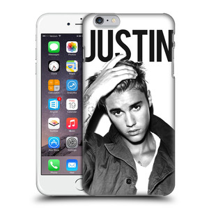 Plastové pouzdro na mobil Apple iPhone 6 Plus HEAD CASE Justin Bieber Official - Póza