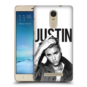 Plastové pouzdro na mobil Xiaomi Redmi Note 3 HEAD CASE Justin Bieber Official - Póza