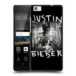 Plastové pouzdro na mobil Huawei P8 Lite HEAD CASE Justin Bieber Official - Purpose