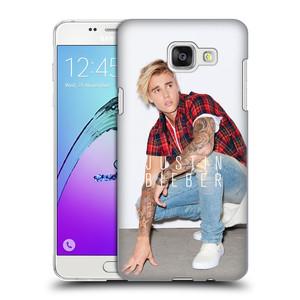 Plastové pouzdro na mobil Samsung Galaxy A5 (2016) HEAD CASE Justin Bieber Official - V pokleku
