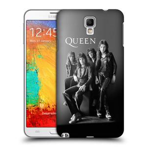 Plastové pouzdro na mobil Samsung Galaxy Note 3 Neo HEAD CASE Queen - Skupina
