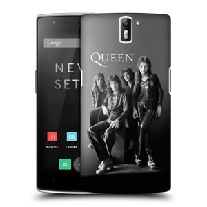 Plastové pouzdro na mobil OnePlus One HEAD CASE Queen - Skupina
