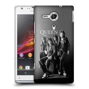 Plastové pouzdro na mobil Sony Xperia SP C5303 HEAD CASE Queen - Skupina