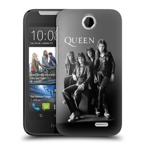 Plastové pouzdro na mobil HTC Desire 310 HEAD CASE Queen - Skupina