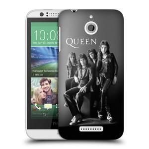 Plastové pouzdro na mobil HTC Desire 510 HEAD CASE Queen - Skupina