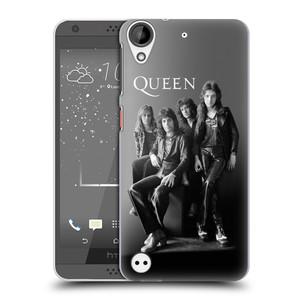 Plastové pouzdro na mobil HTC Desire 530 HEAD CASE Queen - Skupina
