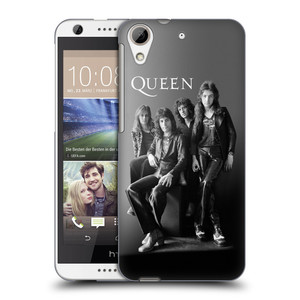 Plastové pouzdro na mobil HTC Desire 626 / 626G HEAD CASE Queen - Skupina