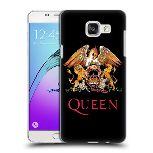 Plastové pouzdro na mobil Samsung Galaxy A5 (2016) HEAD CASE Queen - Logo