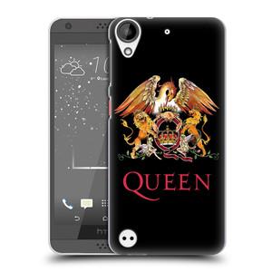 Plastové pouzdro na mobil HTC Desire 530 HEAD CASE Queen - Logo