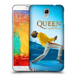 Plastové pouzdro na mobil Samsung Galaxy Note 3 Neo HEAD CASE Queen - Freddie Mercury