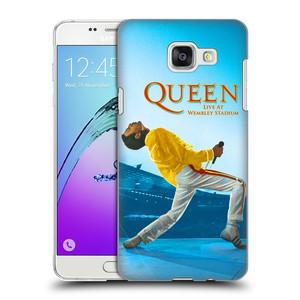 Plastové pouzdro na mobil Samsung Galaxy A5 (2016) HEAD CASE Queen - Freddie Mercury