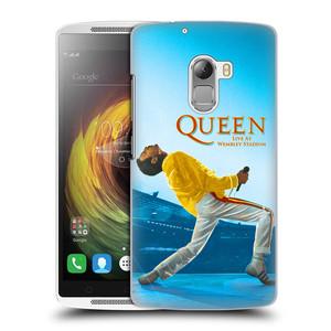 Plastové pouzdro na mobil Lenovo A7010 HEAD CASE Queen - Freddie Mercury