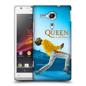 Plastové pouzdro na mobil Sony Xperia SP C5303 HEAD CASE Queen - Freddie Mercury