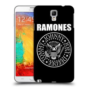Plastové pouzdro na mobil Samsung Galaxy Note 3 Neo HEAD CASE The Ramones - PRESIDENTIAL SEAL
