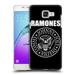 Plastové pouzdro na mobil Samsung Galaxy A5 (2016) HEAD CASE The Ramones - PRESIDENTIAL SEAL