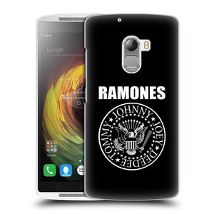 Plastové pouzdro na mobil Lenovo A7010 HEAD CASE The Ramones - PRESIDENTIAL SEAL