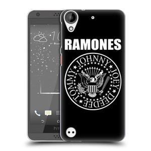 Plastové pouzdro na mobil HTC Desire 530 HEAD CASE The Ramones - PRESIDENTIAL SEAL