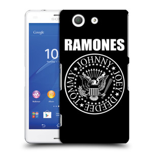 Plastové pouzdro na mobil Sony Xperia Z3 Compact D5803 HEAD CASE The Ramones - PRESIDENTIAL SEAL