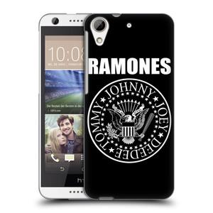 Plastové pouzdro na mobil HTC Desire 626 / 626G HEAD CASE The Ramones - PRESIDENTIAL SEAL