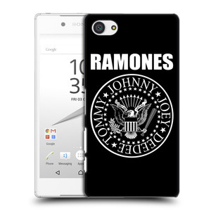 Plastové pouzdro na mobil Sony Xperia Z5 Compact HEAD CASE The Ramones - PRESIDENTIAL SEAL