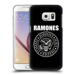 Plastové pouzdro na mobil Samsung Galaxy S7 HEAD CASE The Ramones - PRESIDENTIAL SEAL