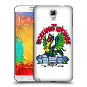 Plastové pouzdro na mobil Samsung Galaxy Note 3 Neo HEAD CASE The Rolling Stones - Dragon