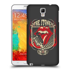 Plastové pouzdro na mobil Samsung Galaxy Note 3 Neo HEAD CASE The Rolling Stones - Mikrák