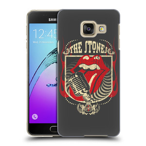 Plastové pouzdro na mobil Samsung Galaxy A3 (2016) HEAD CASE The Rolling Stones - Mikrák